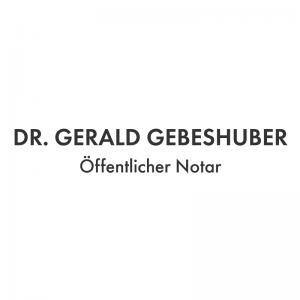 Betrieb Dr Gerald Gebeshuber