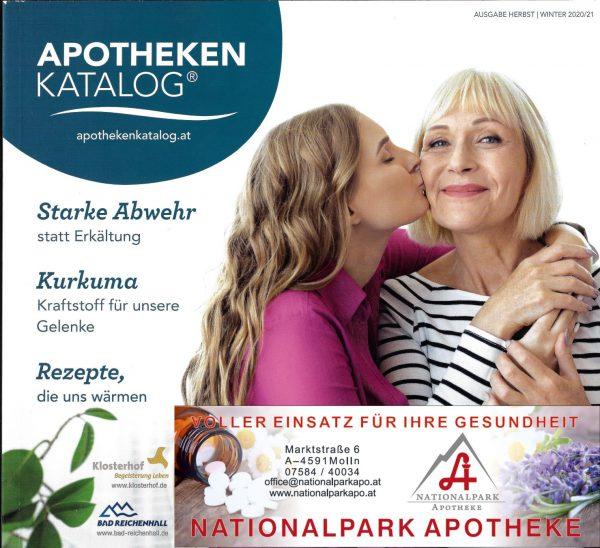 Apotheken Katalog Herbst und Winter Molln