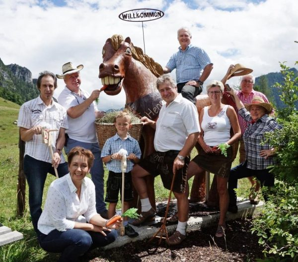 HOME KirtagAktivistenAugust2017 Nationalpark Apotheke Molln