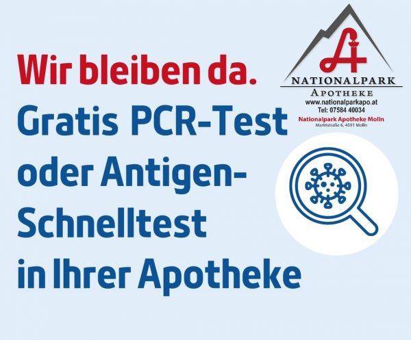 PCR-Tests_Apotheke_Kirchdorf_Apotheke_Molln