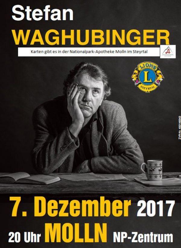 Stefan Waghubinger Best of Heimspiel im Steyrtal Lions Club Steyrtal Nationalpark Apotheke Molln im Steyrtal