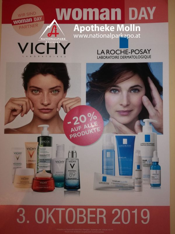 VICHY UND LAROCHE POSAY Woman day 2